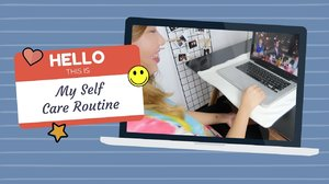How To De-Stress:  My Self Care Routine - YouTube