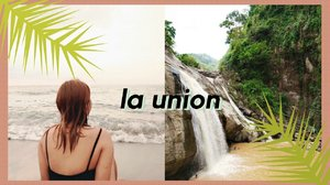 I Fell In Love With La Union - Travel Vlog - YouTube
