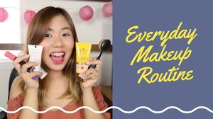 Everyday Makeup Routine - YouTube