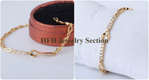 Find great deals on HFH for Gold Plated Bracelet in Fashion Jewelry Bracelets. Shop with confidence.