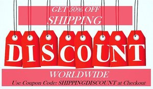 Discount offers at Hijabs For Her worldwide shipping.