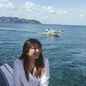Sail away with me 🚢 #jessyxthailand #clozette