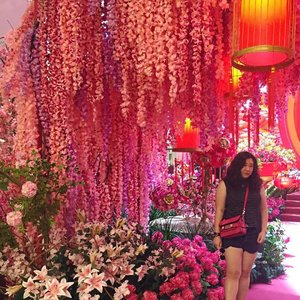 Only 2 days left before Chinese New Year ends! Still can't get over these hanging blooms! . . . . . . . . .  #lunarnewyear #bloglovinfashion  #chinesenewyear  #bloggerstyle  #personalstyle #fashioninspiration #personalstyleblogger  #detailsoftheday  #styleblogger #clozette #stylediaries #styleinspo #womenwithstyle #chor13  #ootdwomen #influencer #bloggerdiaries #ihavethisthingwithflowers  #fashiongoals #fashionforward #cherryblossoms #classyandfashionable #fbloggerstyle #mystyle #digitalinfluencer #lifestyleblogger #luxuryblogger #outfitinspiration #sakura