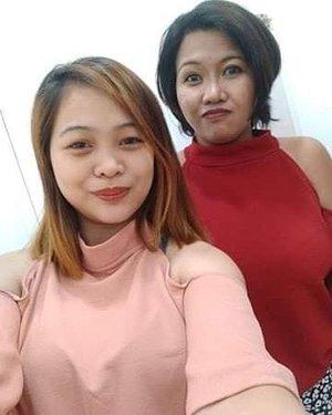 Nyah~ @chichibuuchibuu haha @thesmstore . . #blogger #bloggerph #instablogger #influencer #influencerph #fblogger #styleblogger #lifestyleblogger #selfie #vsco #vscoph #makeup #makeupph #manila #philippines #asian #pinay #filipina #clozette