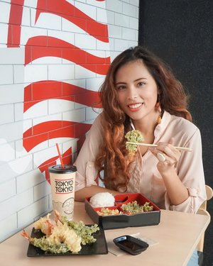 It has been more than a month since the release of @tokyotokyophilippines #NoriTempura but I still keep on craving for it. The Nori flavor really enhances the tempura experience 😊💕 . . #kMeAnootd #TakeMetoTokyoTokyo