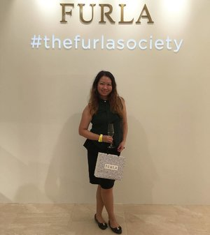Congratulations #furla on your opening of your new boutique at #paragonsg #thefurlasociety ☺️ #luxe #fashion #style #Clozette