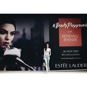 something interesting is coming on this 26th of November! #BeautyPlayground #EsteeLauderMalaysia #Clozette