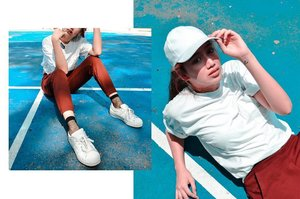 Sun's out, cap on. ☀️ Photo and layout by @_johnbulos . . . . #clozette #ModelsPh #commercialmodelsph #influencerPh #portraitphotography #fashionblogger #fashionista #likeforlike #followme #stylefeedph #pilipinasootd #ootd #igersmanila #ootdph #marlinacarlos #lookbook #ootdmagazine #follow4follow  #photography #bloggerbandfam #thecreatorclass #makeupph #thtfmodels