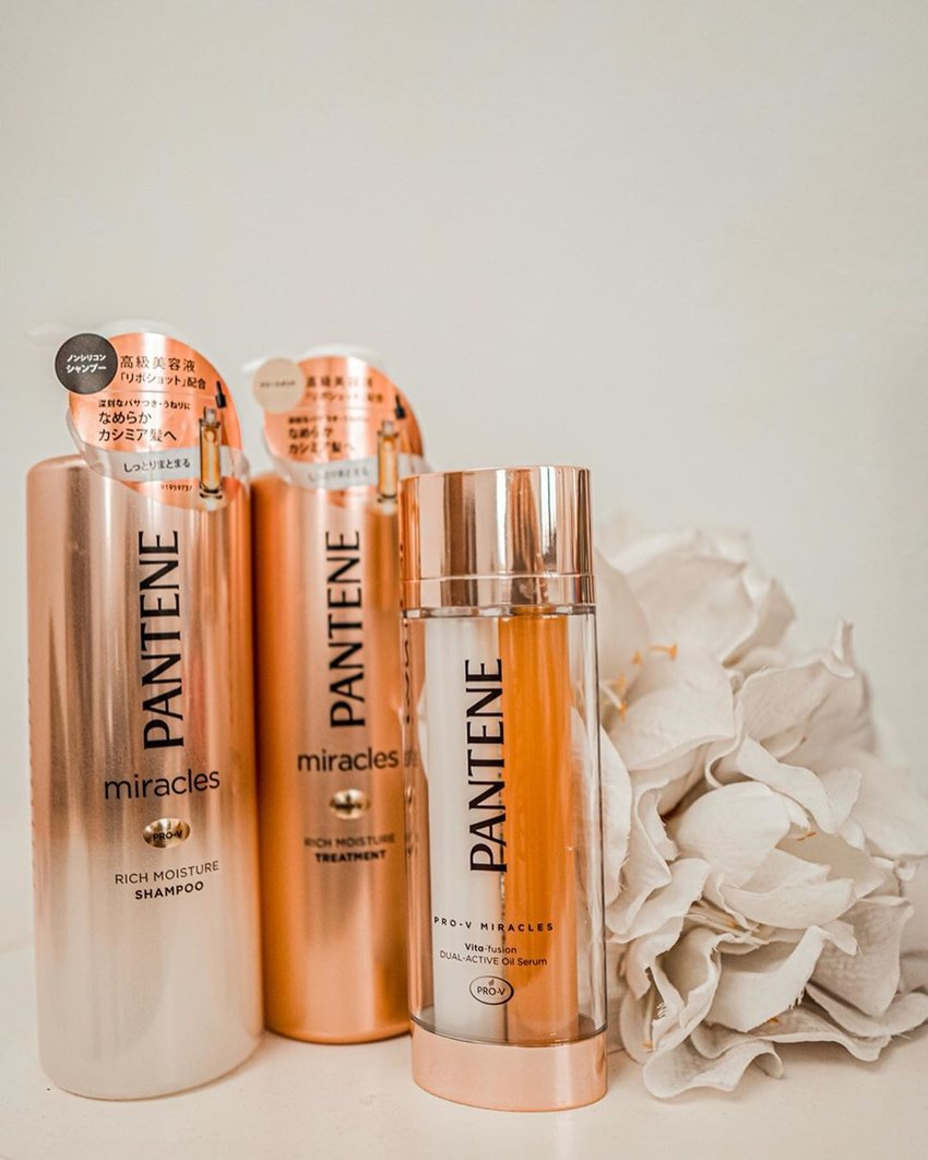 Pro-V Miracles by Pantene