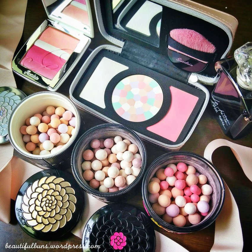 Guerlain Meteorites (and almost all of their products) are simply the most beautiful! :D