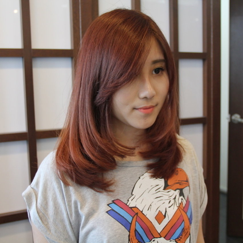 Hairstyle #10