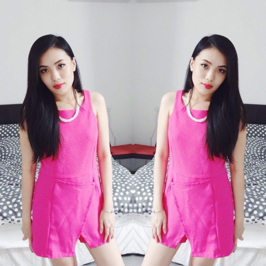 Barbie #Pink Romper