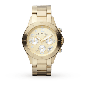 Marc by Marc Jacobs Rock Chronograph Ladies Watch