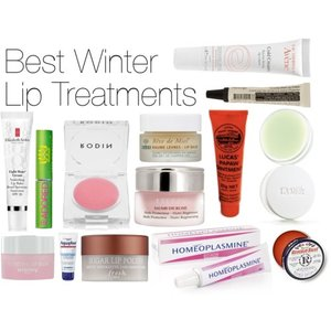 Best winter lip treatments