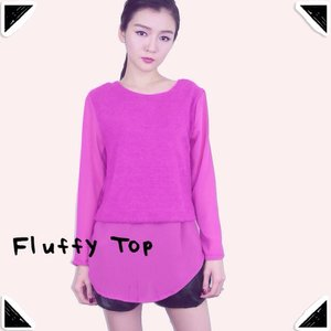 Fluffy Top...
