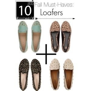 The must have loafers