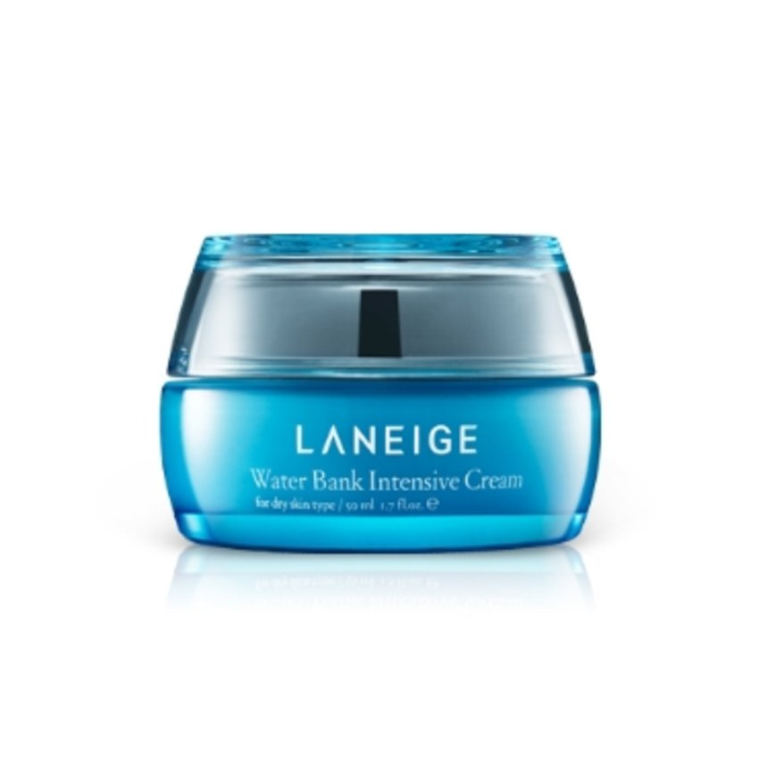 Laneige Water Bank Intensive Cream is an amazing beauty product that i've used for my extremely dry skin! It is my ultimate savior of all time. A must have for dry-skin!