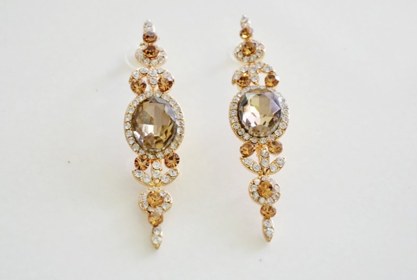Earrings from DUET by UThaiwan